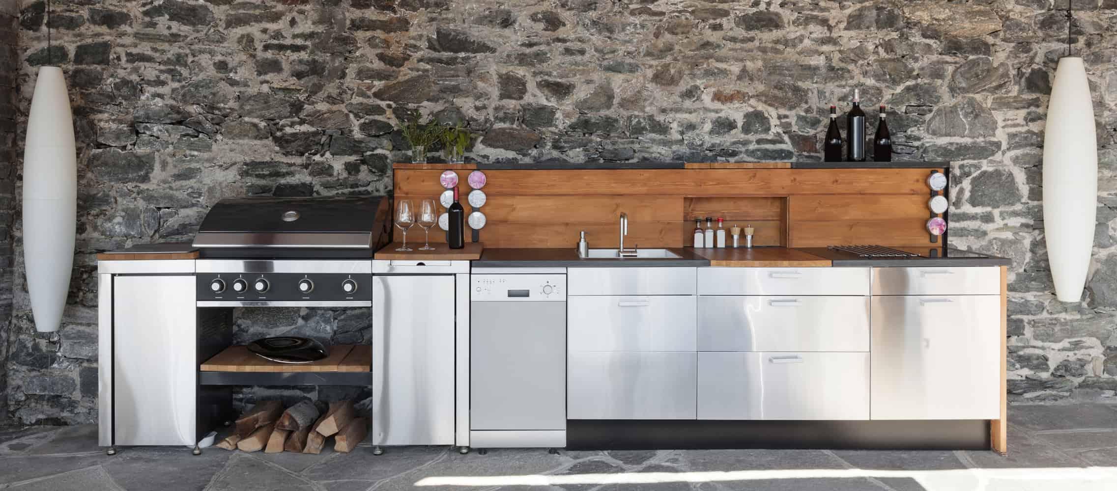 Outdoor Küche Planung & Einbau